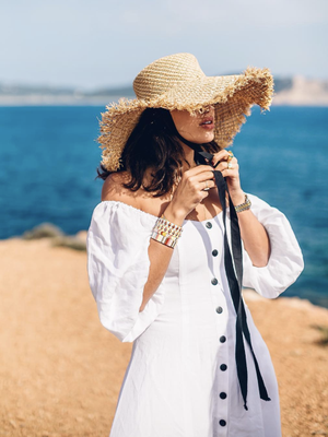 The Cutest Sun Hats for on and Off the Beach