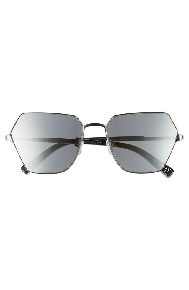 Women's Elizabeth And James Henly 56Mm Sunglasses - Black