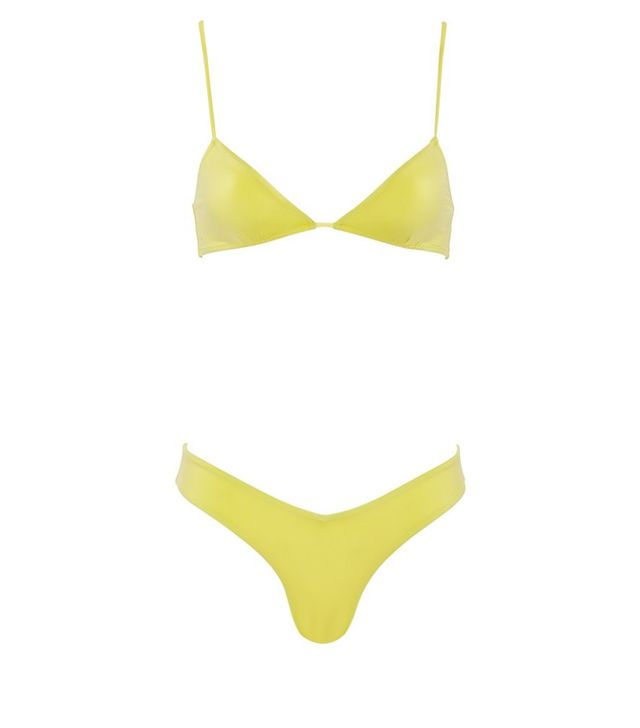 Monica Hansen Beachwear That 90's Vibe Demi Bra