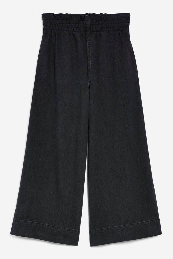 Black Jeans Denim Capsule Wardrobe