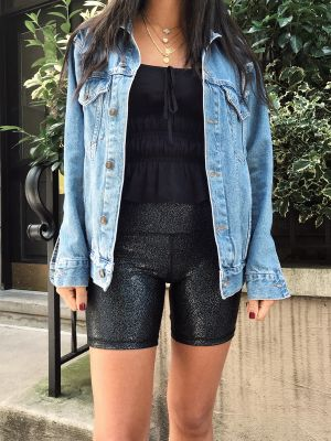 We Had 6 Girls Try the Bike Shorts Trend in NYC and L.A.