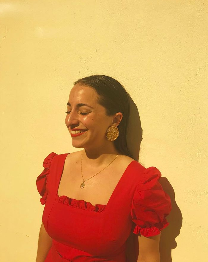 What to wear in Spain: red flamenco dresses