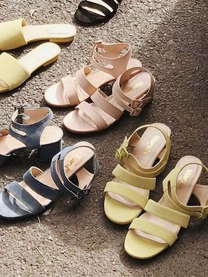The Sandal Trend We Love Wearing Over and Over Again
