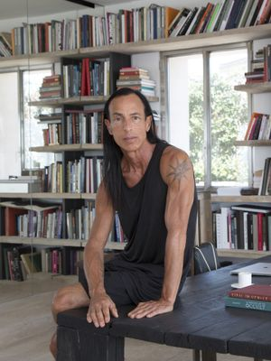 Step Inside Fashion Designer Rick Owens' Striking Venetian Home
