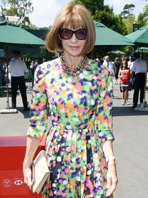 Anna Wintour Just Brought Back Her Favorite Shoes From 2011 at Wimbledon