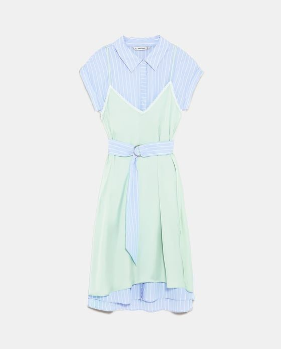 Shirt Dress Capsule Wardrobe