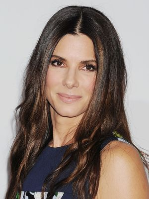 Sandra Bullock's $3M West Hollywood Home Looks Like a Tropical Bungalow