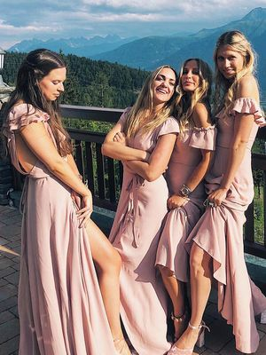 6 Dress Trends That Deserve to Attend a Summer Wedding