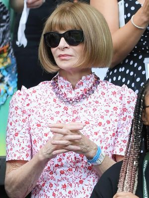 Justin Bieber Shared the Funniest Comments on This Photo of Anna Wintour
