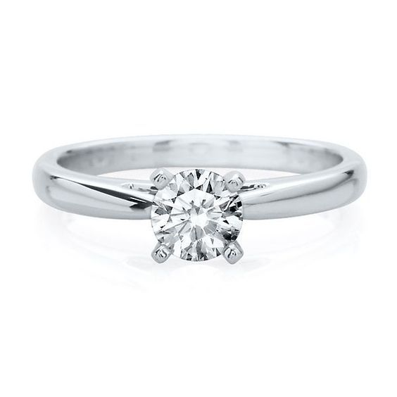 Semi-Mount Classic Engagement Ring Styles