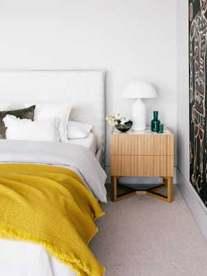 How to Style Your Bed So It Feels Like a Luxe Hotel Suite