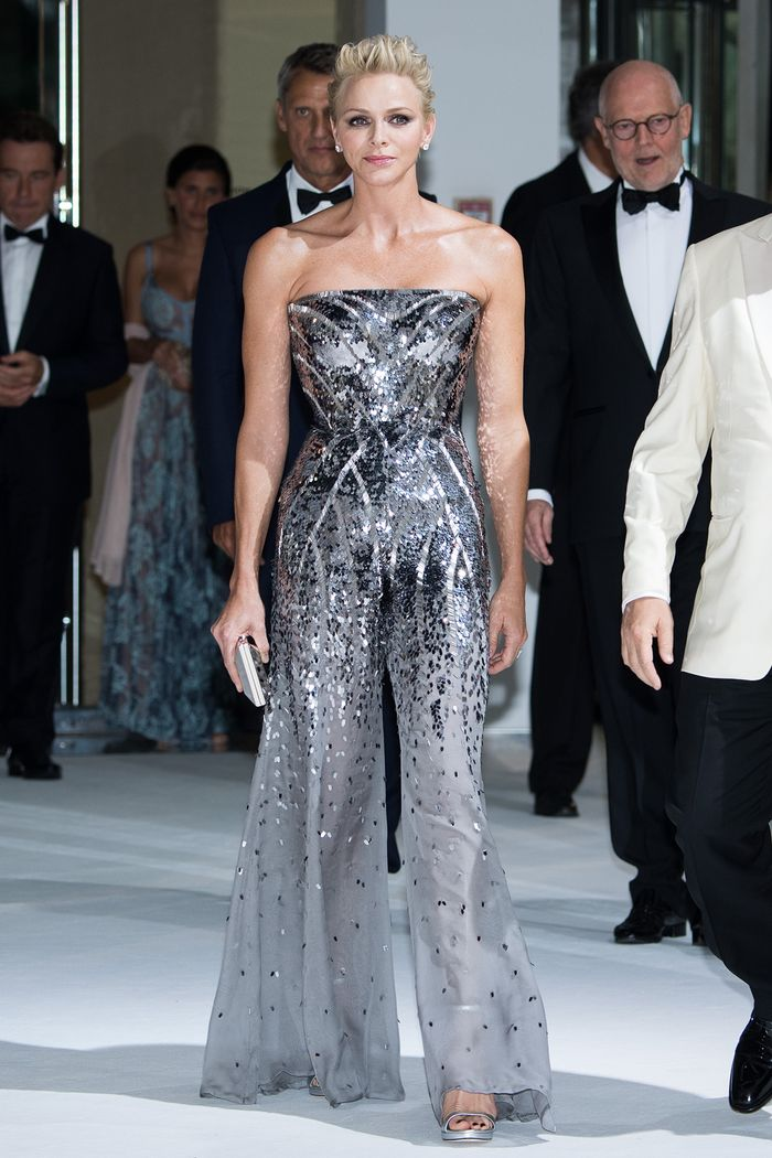 Royal style: Princess Charlene of Monaco