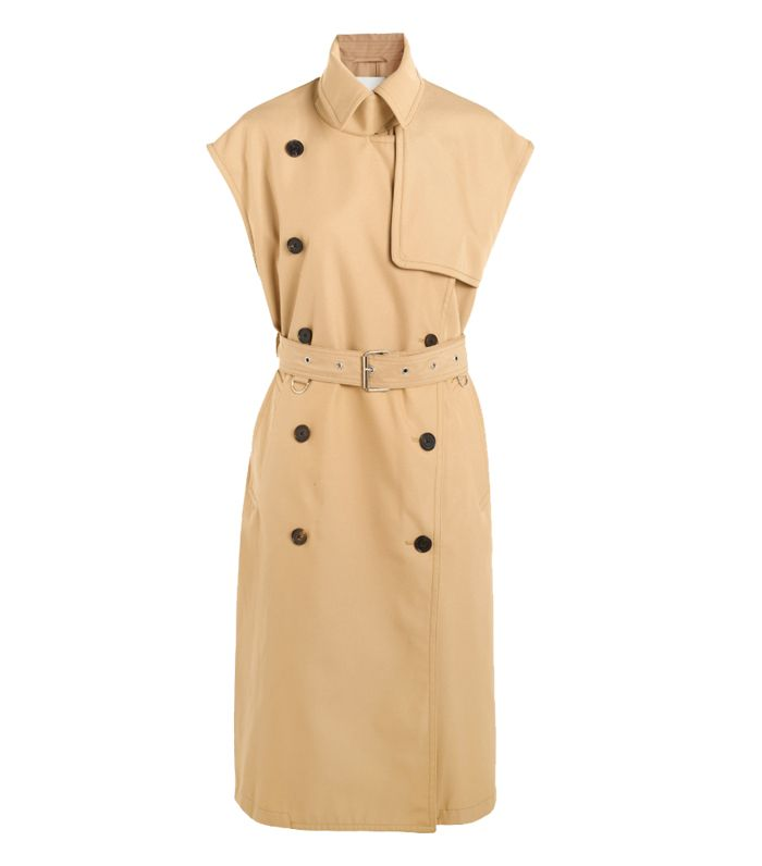 meghan markle sleeveless trench dress 263192 1531828792161 product.800x0uc - Meghan Markle Simply Had One other Middleton Second In Kate's Go-to Outfit System
