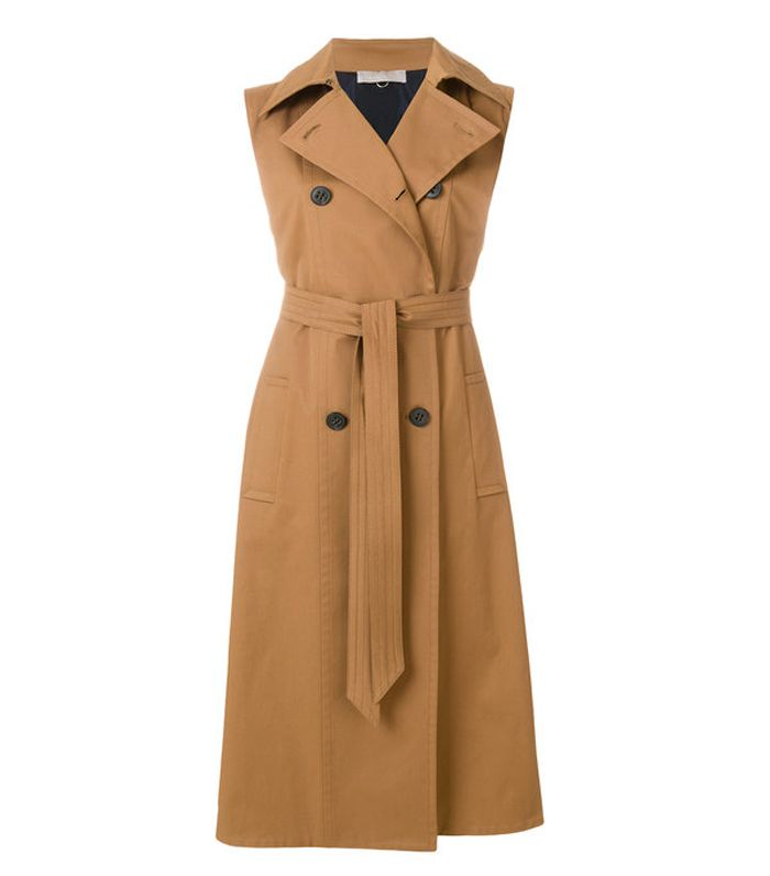 meghan markle sleeveless trench dress 263192 1531828916515 product.800x0uc - Meghan Markle Simply Had One other Middleton Second In Kate's Go-to Outfit System