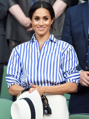 Meghan Markle Just Had Another Middleton Moment in Kate's Go-To Outfit Formula