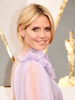 The 2 Products Heidi Klum Swears By for Ageless Skin (Starting at $18)