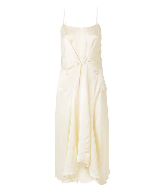 easy slip dresses carven