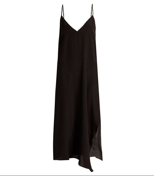 easy slip dresses raey