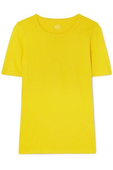 The Perfect Fit Cotton-jersey T-shirt
