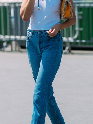 Everyone Will Wear This Denim Trend for Fall