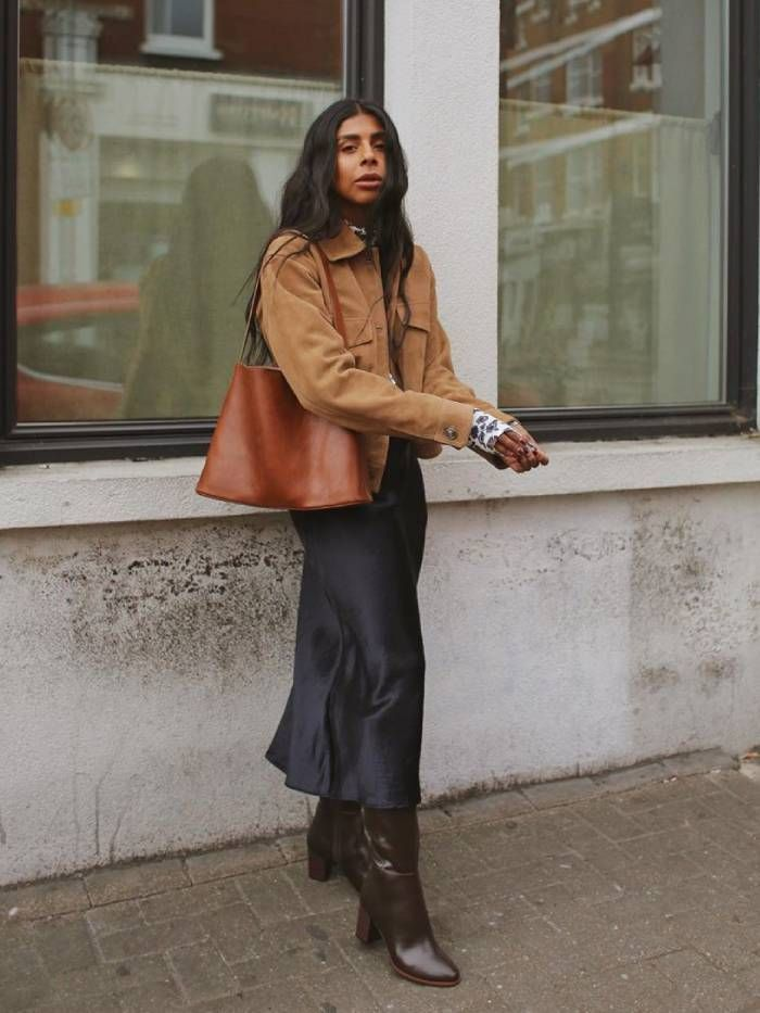 What to wear in 20-degree weather: Monikh Dale