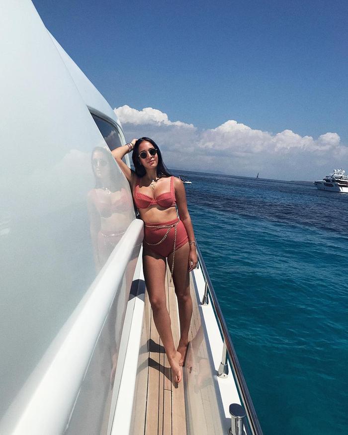 Cute High-Waisted Bikinis