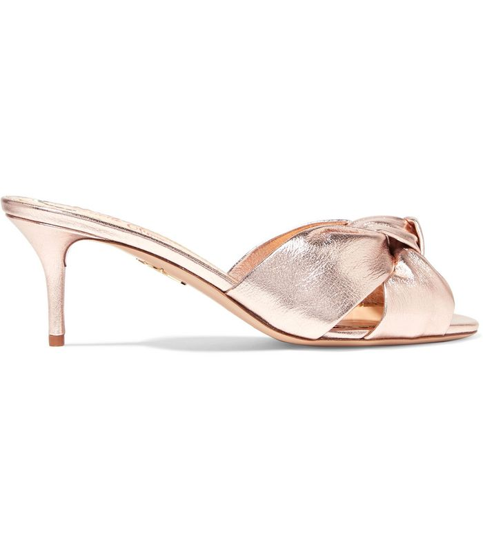 20 Rose Gold Wedding Shoes That Are