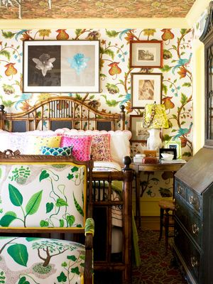 This Is How Southern Designers Make Clashing Prints Look Chic