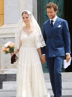 Bee Shaffer Had a Second Wedding in Italy—and We Can't Get Over Her Shoes