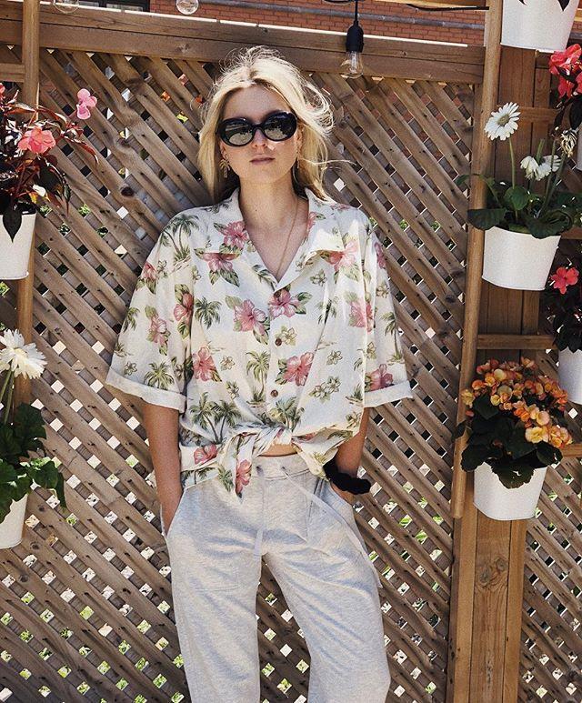 15 Chic Hawaiian Shirt Outfits | Who What Wear