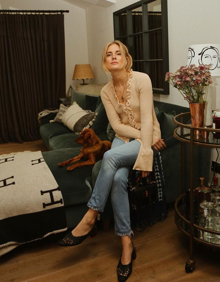 Fashion-Influencer Homeware: Lucy Williams at home in West London