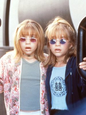 Wait—the Olsen Twins Wore These Current Trends in Their Childhood Movies