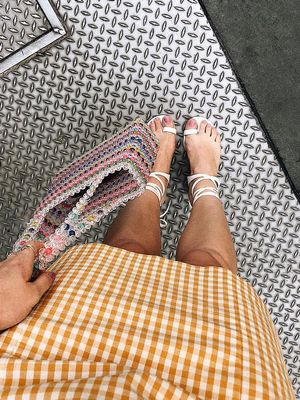 The Summer Sandals Our Office Is Unanimously Sold On