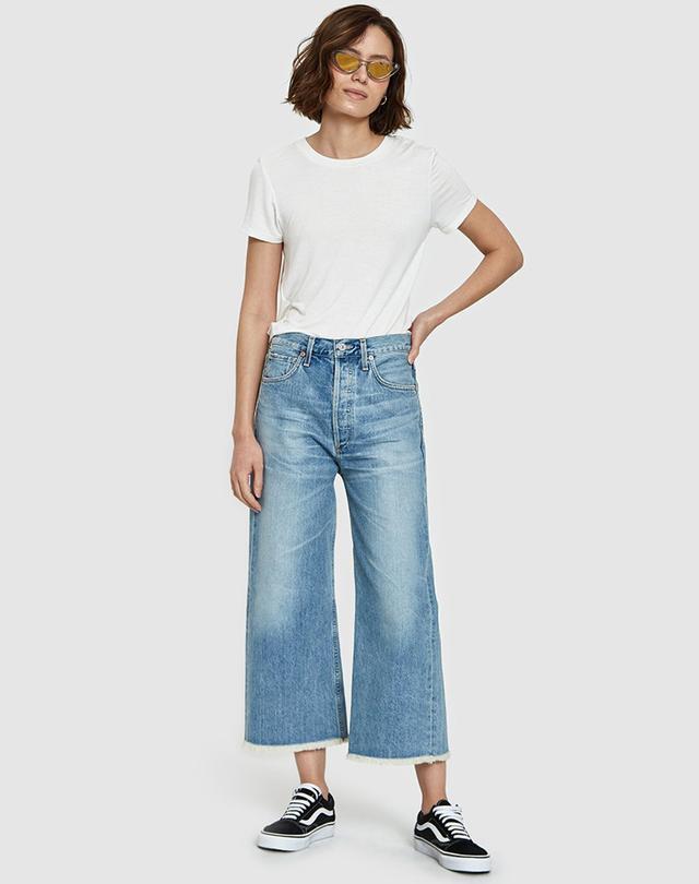 Emma Wide Leg Crop