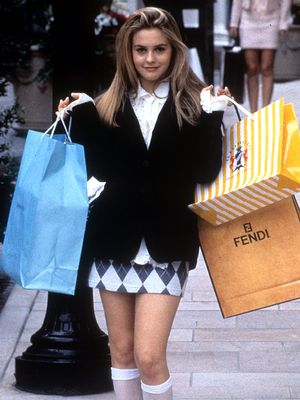 This Is What Cher Horowitz's Closet From Clueless Would Look Like Today