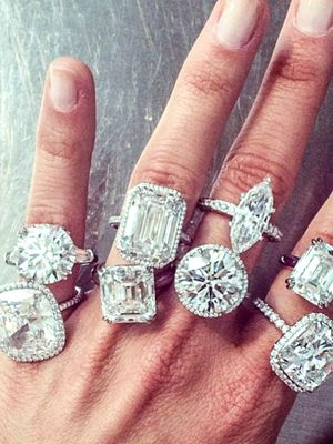 The Classic Engagement Ring Shapes You Need to Know