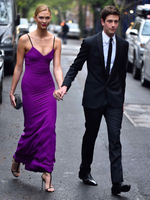 You Have to See Karlie Kloss's Beautiful Engagement Announcement
