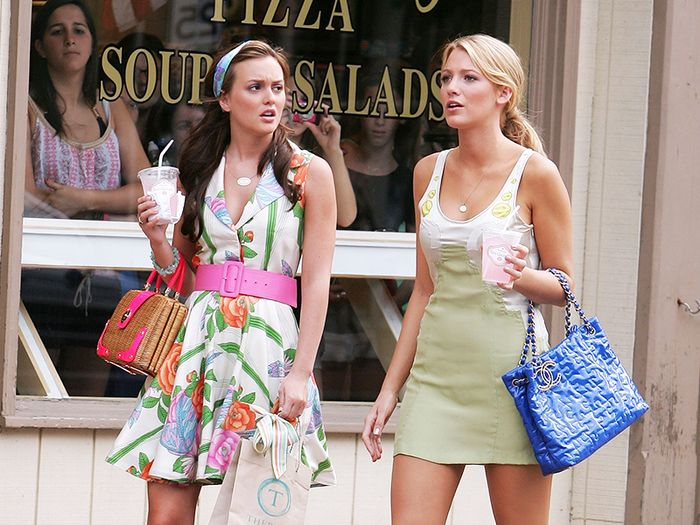 Blair Waldorf outfits on Gossip Girl