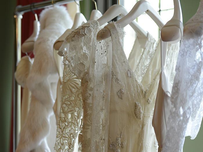 1920s wedding dresses social