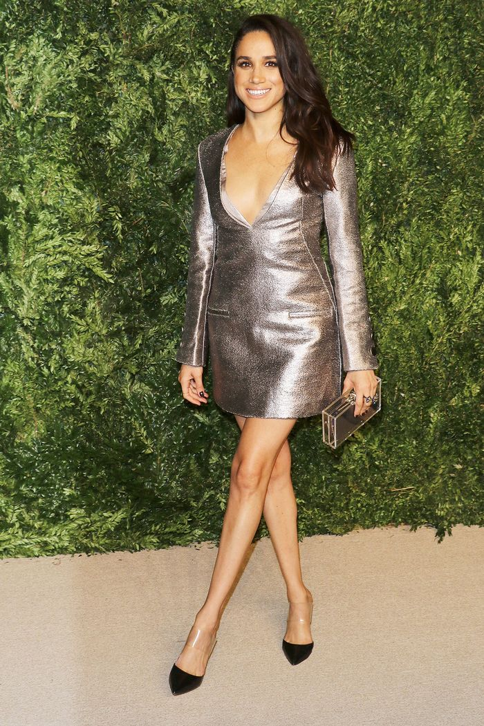 Meghan Markle at CFDA Awards