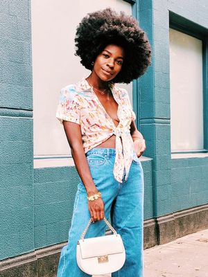 The Top Summer Denim Trends in NYC, Paris, London, and Milan