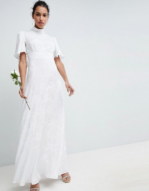 20 Simple Fall Wedding Dresses That Arenu0027t Boring