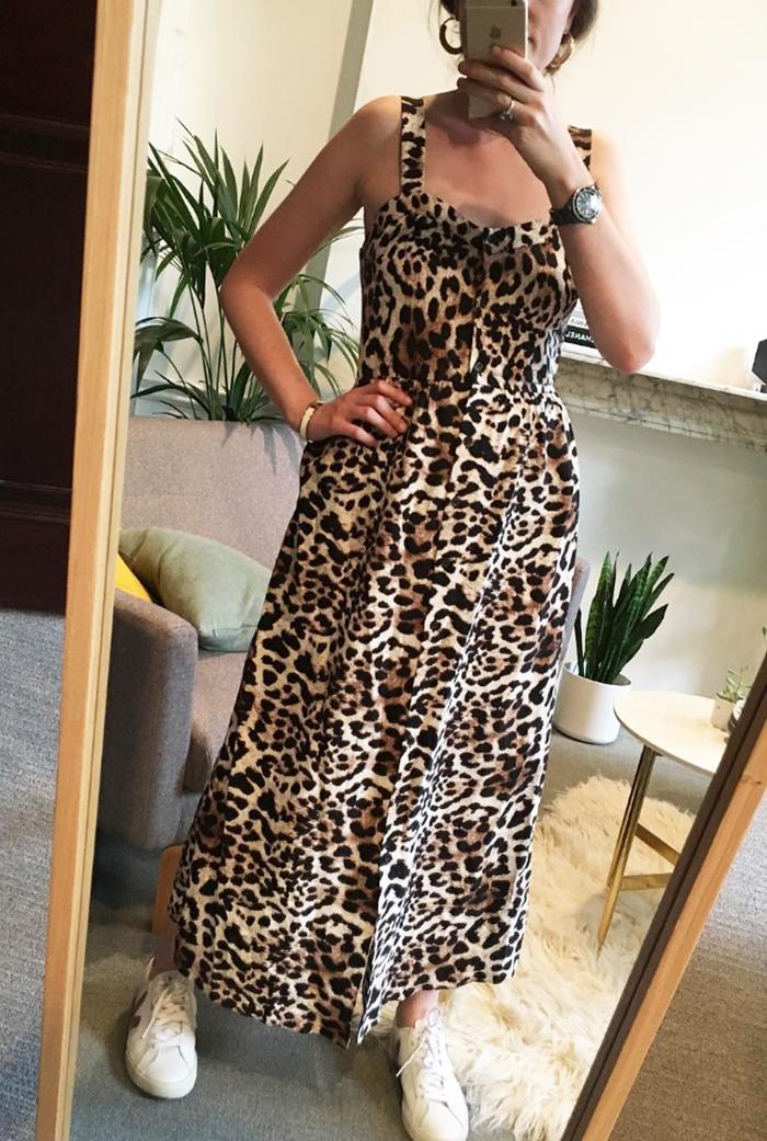 Best dresses: Leopard ASOS dress