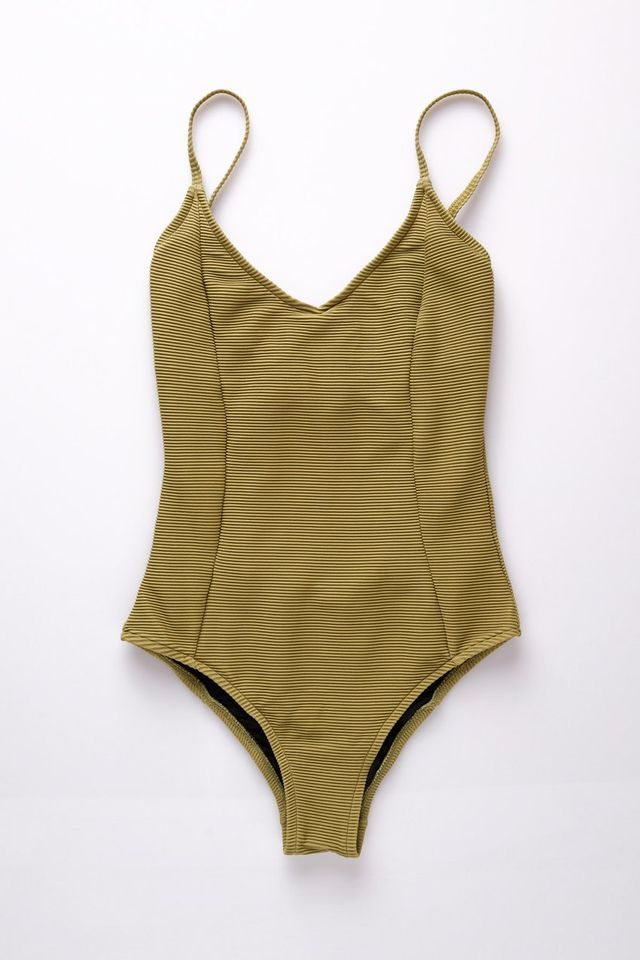 Zulu and Zephyr Signature One-Piece - Olive