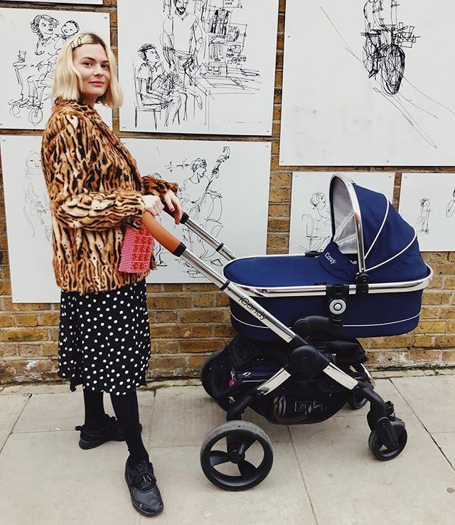 Print Pregnancy Style Tips for Fall