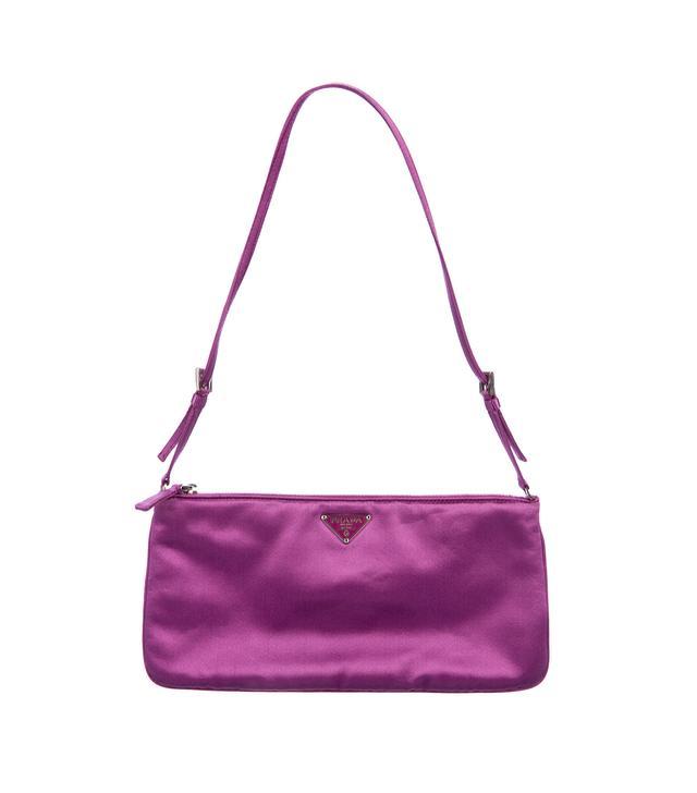 Prada Raso Satin Evening Bag