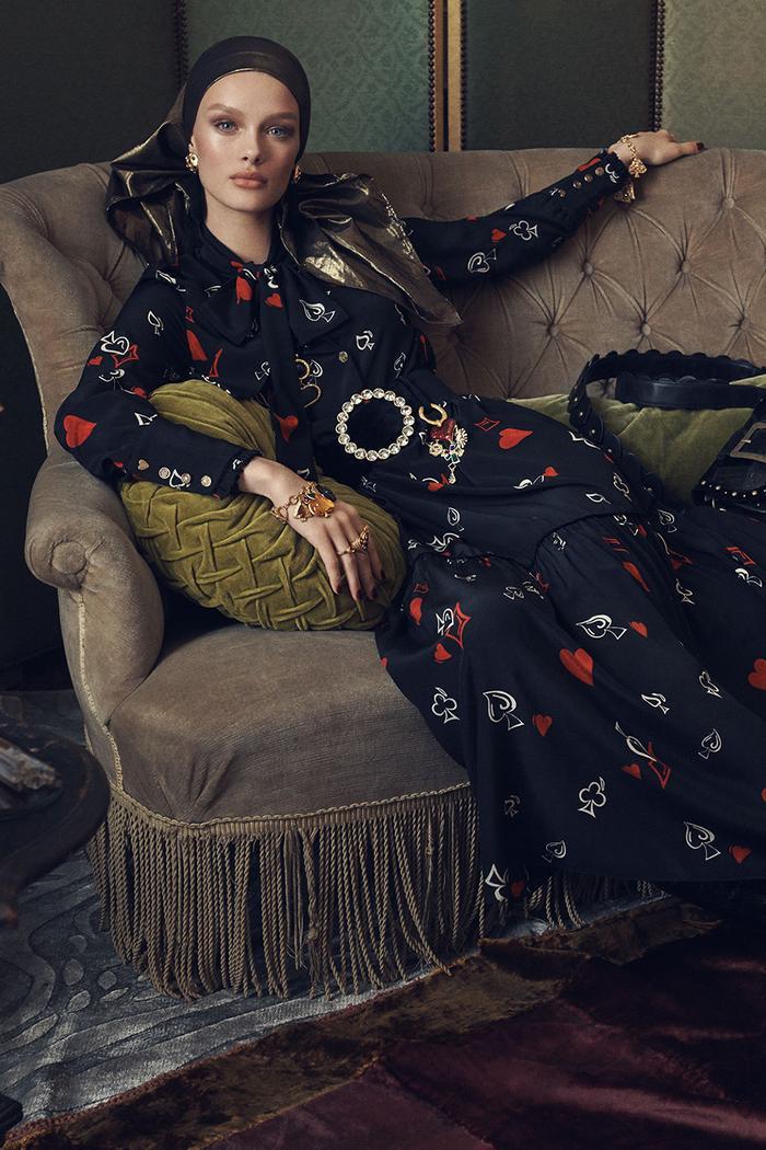 Zara Fall 2018 Lookbook