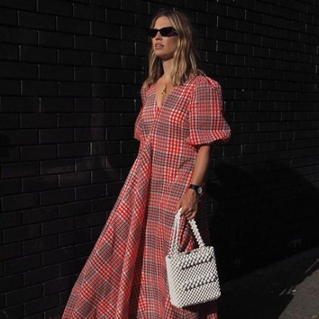 Introducing the Dresses Now Trending in London, NYC, Milan and Paris