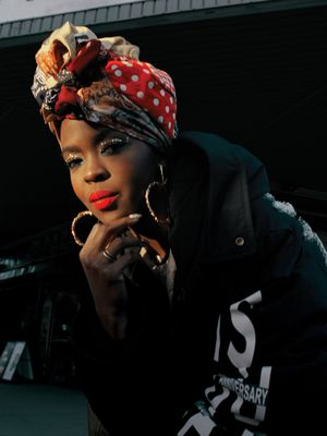 Lauryn Hill Landed Her First Campaign at 43—See Every Stunning Photo