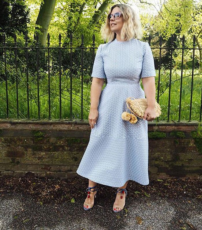 What To Wear To A September Wedding Who What Wear